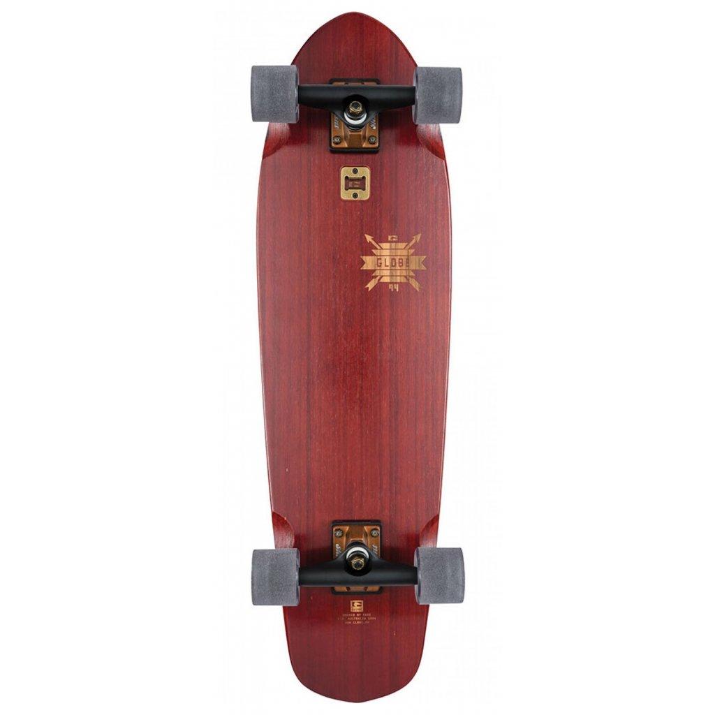 "Globe - Big Blazer 32"" Cherry/Bamboo - longboard"