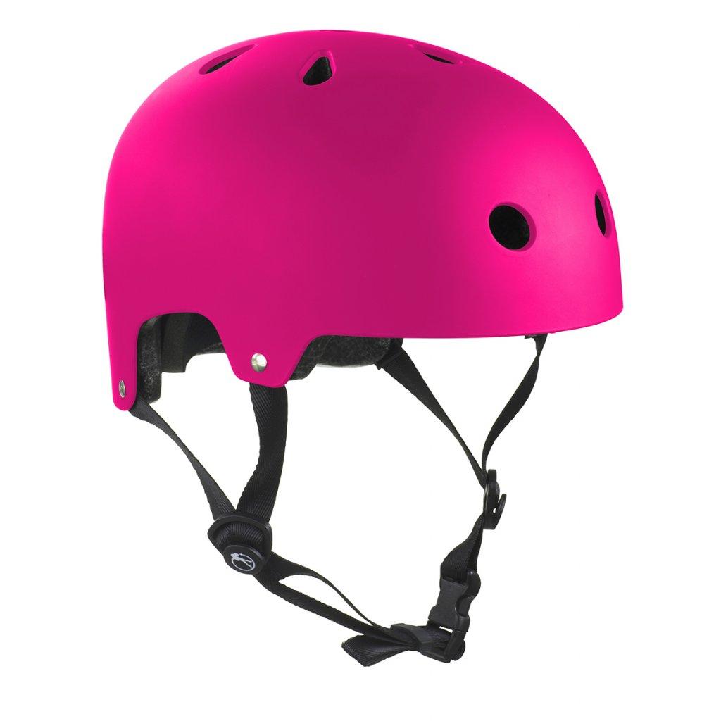 H159 SFR Essential Helmet Matt Fluo Pink Main