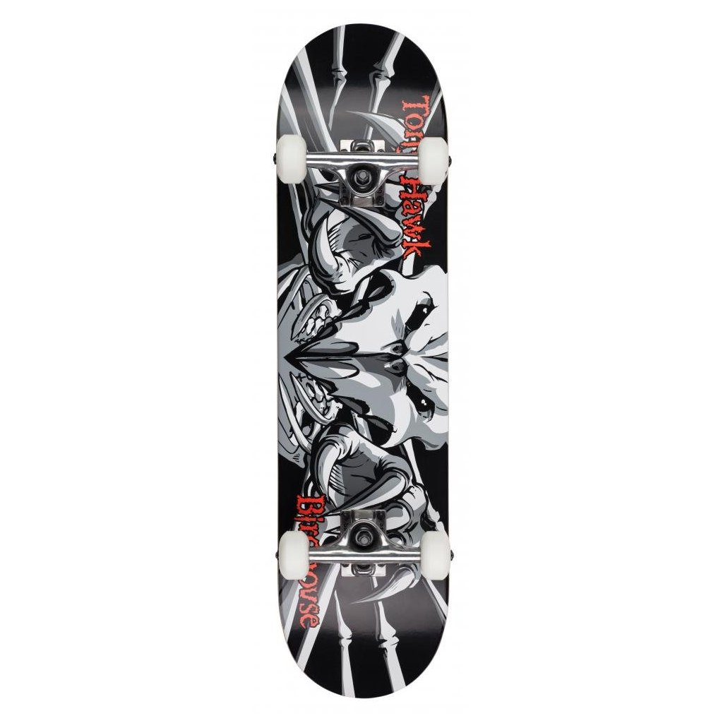 "Birdhouse - Stage 1 Falcon III Black 7.75"" - skateboard"