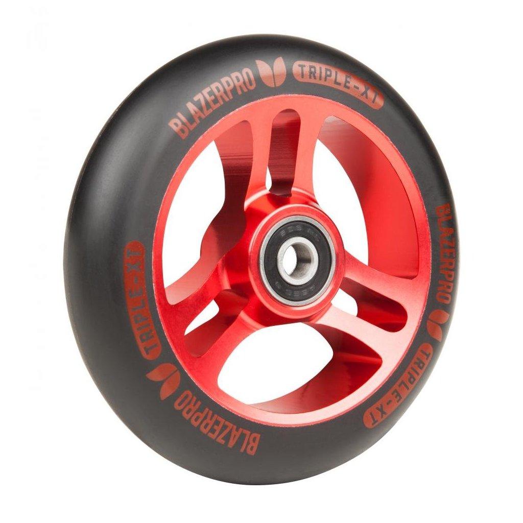 Blazer Pro - Triple XT - 100/110 mm - Black/Red kolečka (1ks)