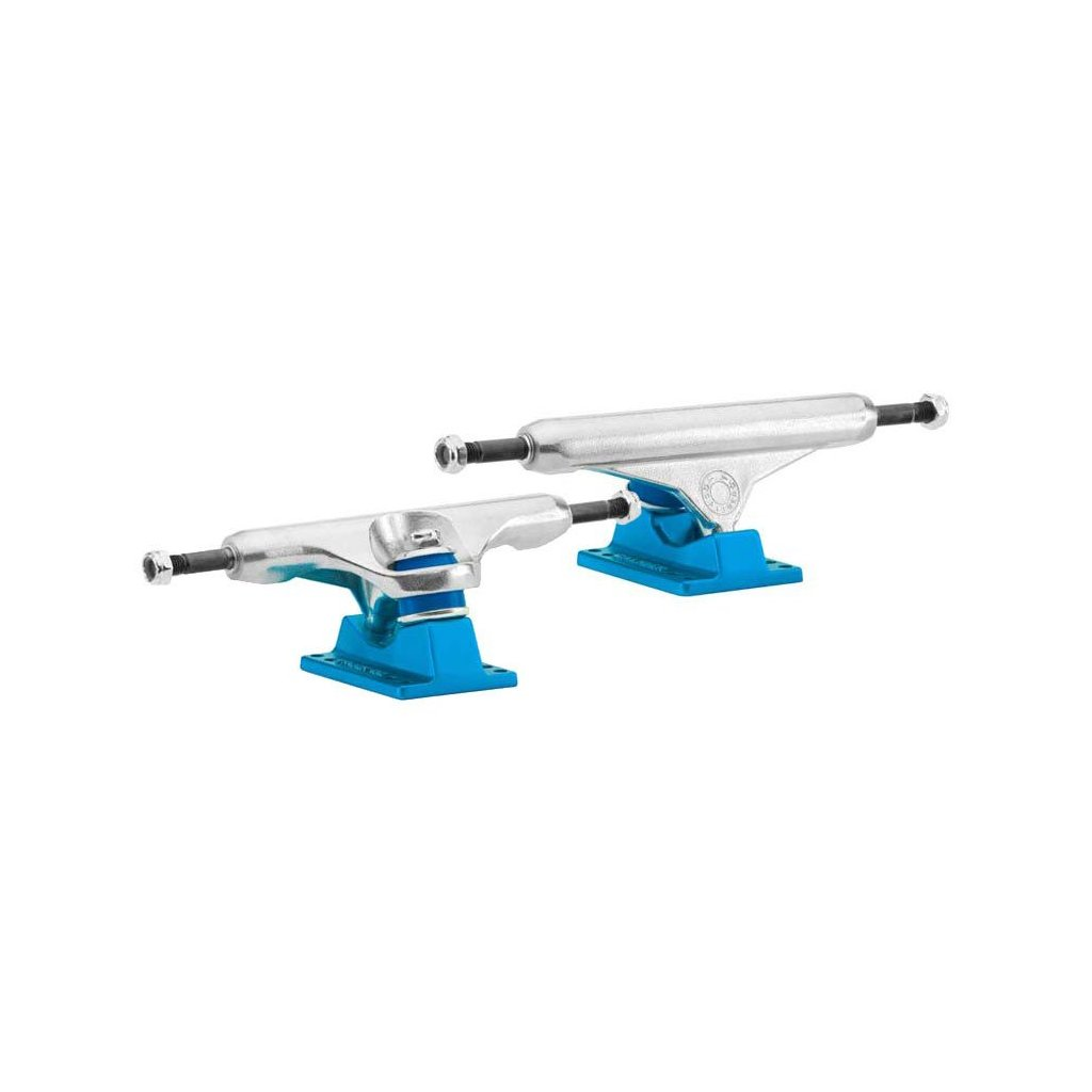 Caliber - Caliber Raw/Satin Blue - 150mm 50° - trucks (2ks)