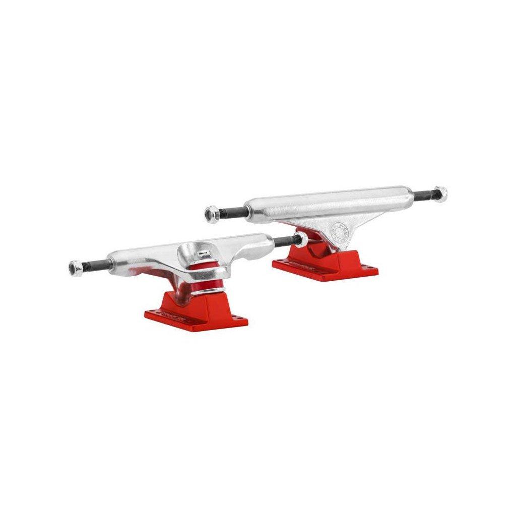 Caliber - Caliber Raw/Satin Red - 150mm 50° - trucks (2ks)