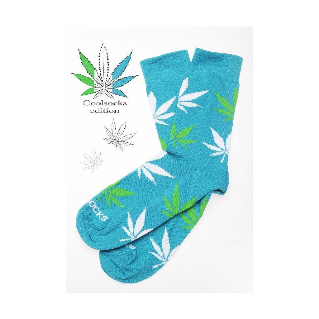 Coolsocks - Ponožky s motivem - Modré