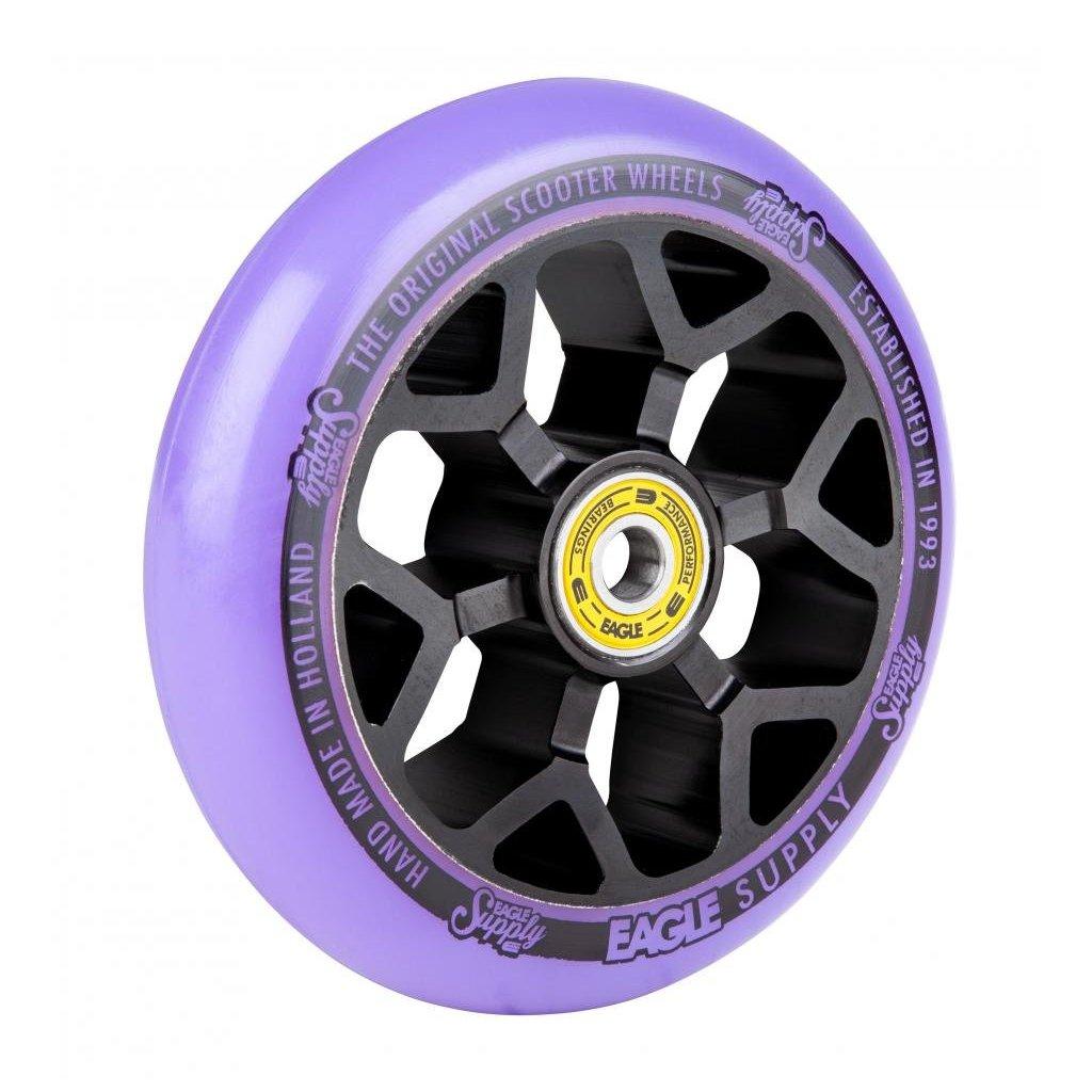 Eagle Supply - Standard 6M Core Black/Purple kolečka (1ks)