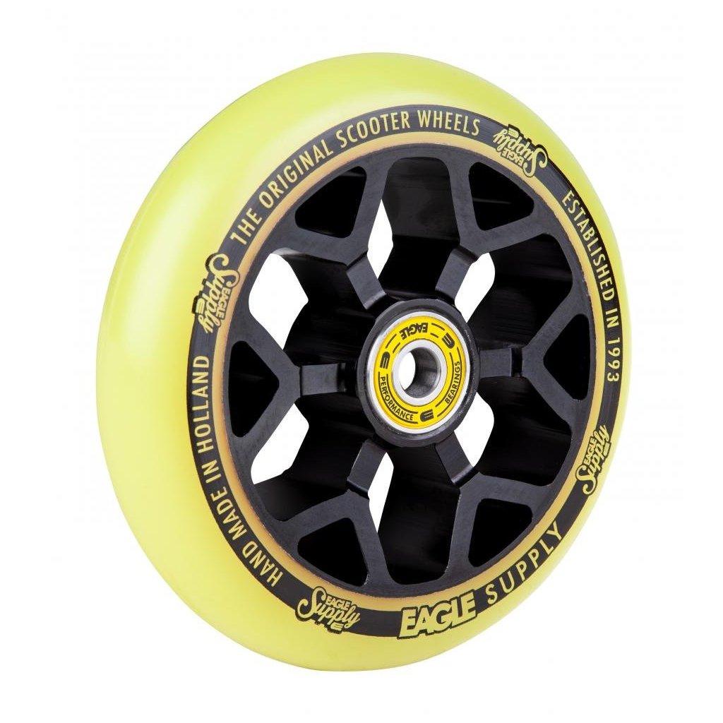 Eagle Supply - Standard 6M Core Black/Yellow kolečka (1ks)