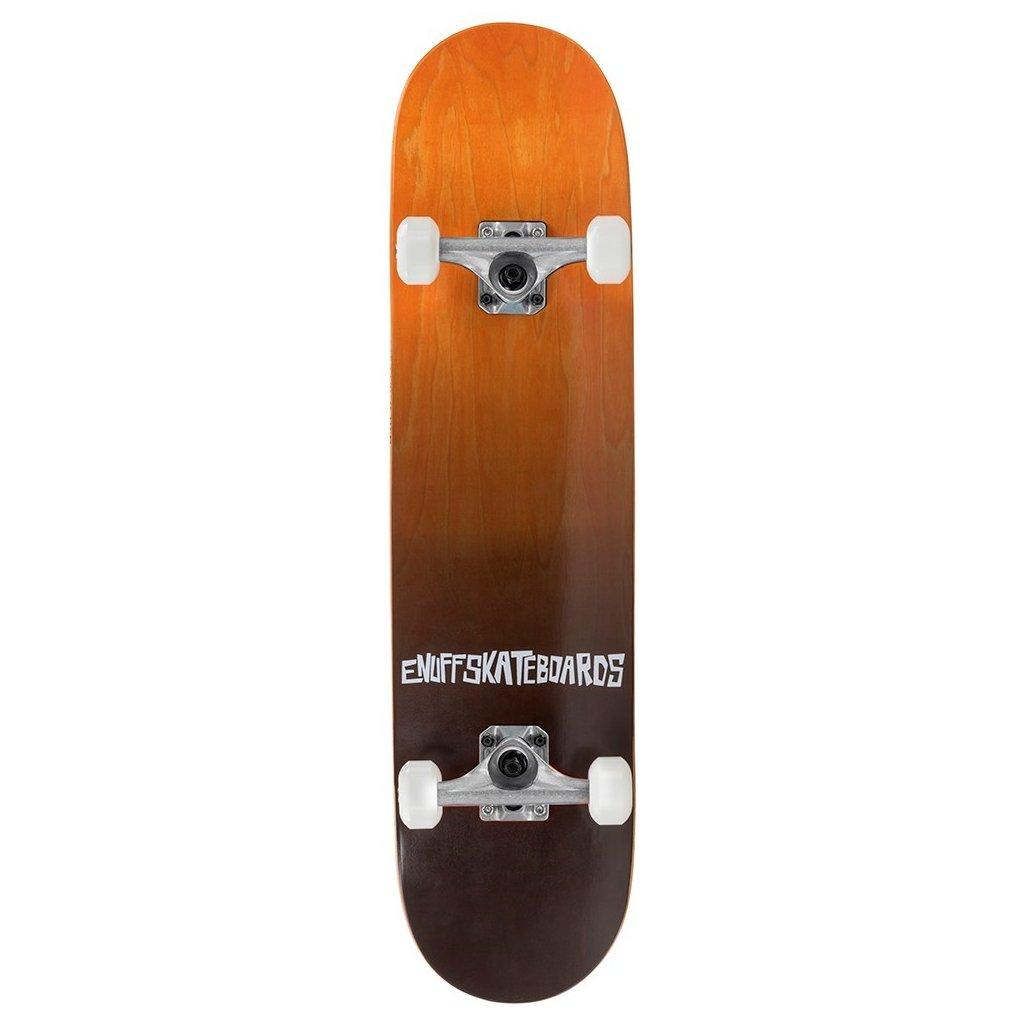 ENU2400 Enuff Skateboards Fade Orange Main