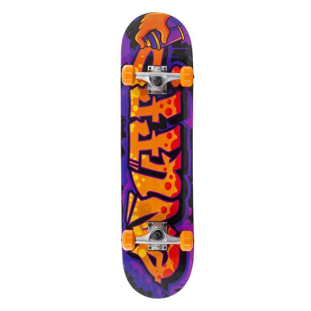 "Enuff - Graffiti V2 - 7,25"" - 7,75"" - Orange skateboard"