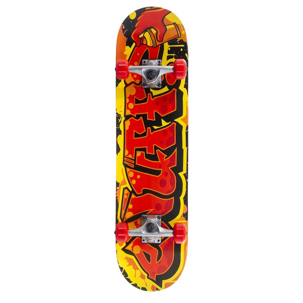 "Enuff - Graffiti V2 - 7,25"" - 7,75"" - Red"