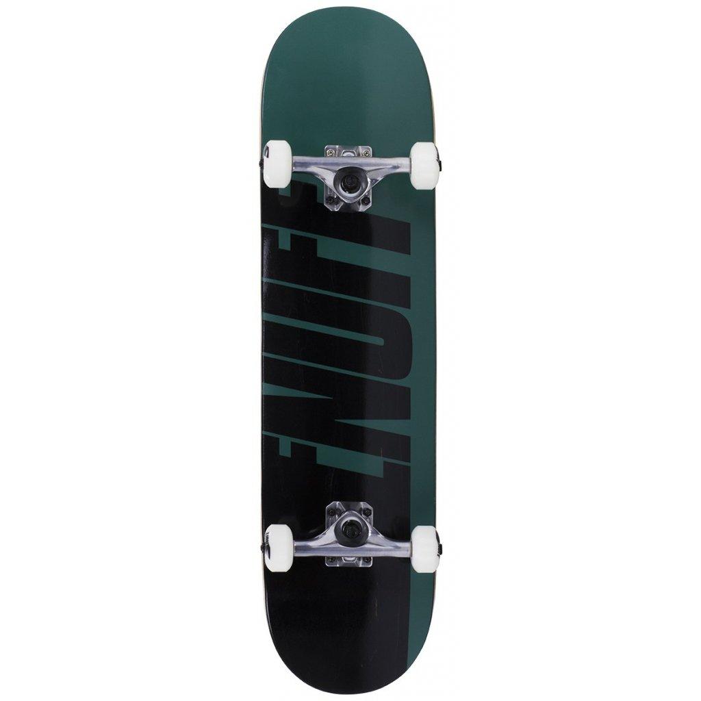 "Enuff - Half Stain Green 8"" - skateboard"