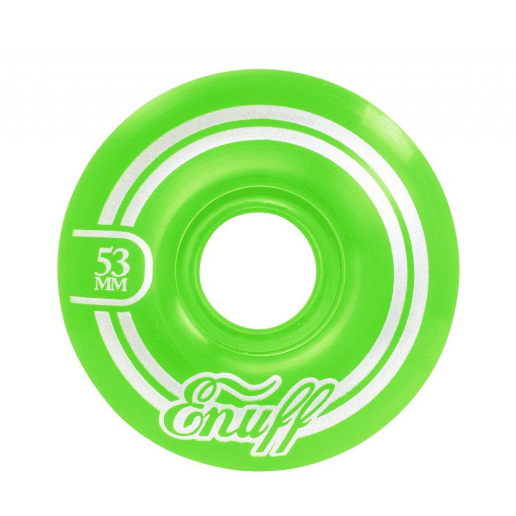 Enuff - Refreshers V2 - 53 mm - 95a - Green - kolečka (sada 4ks)