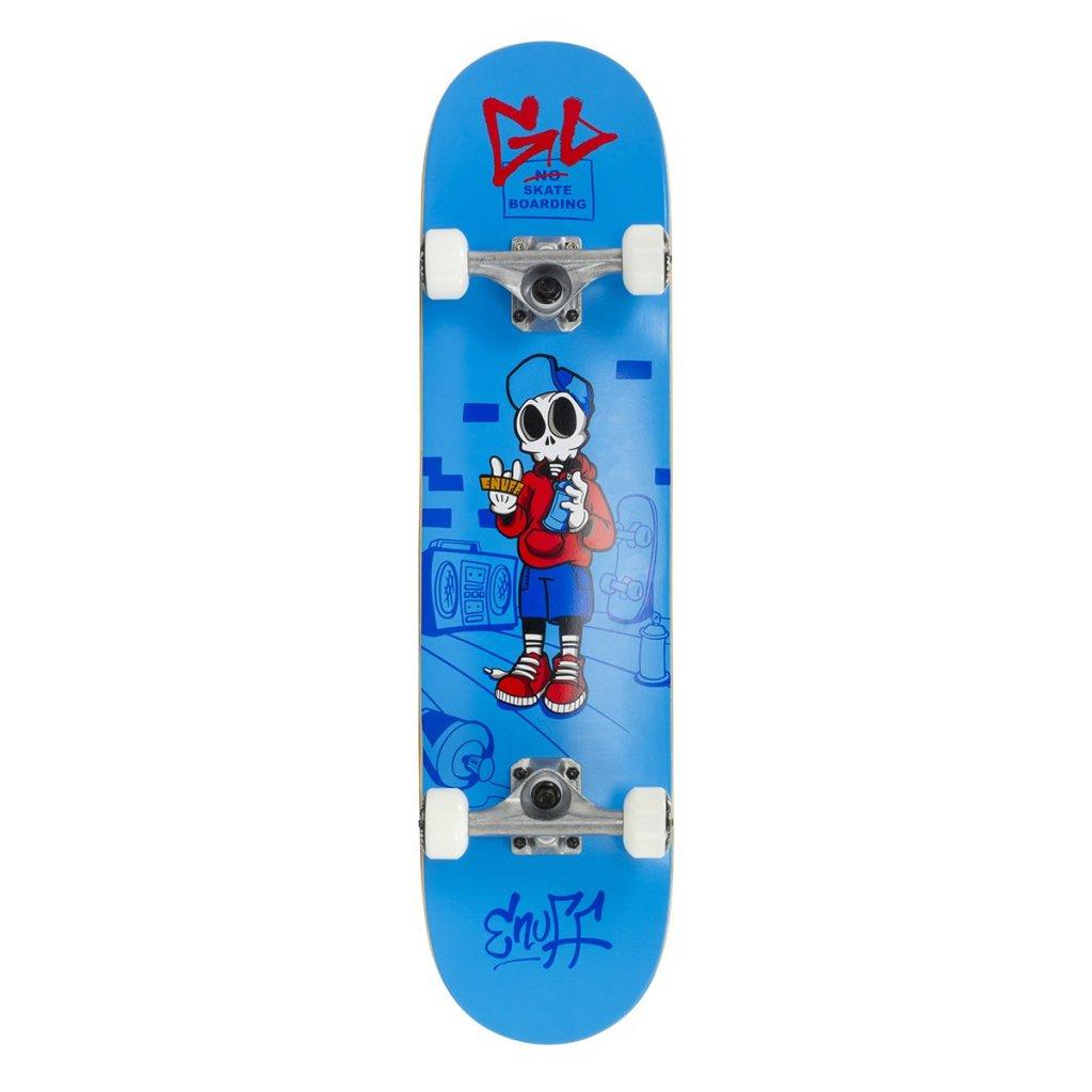 "Enuff - Skully Blue 7,75"" / 7,25"" - skateboard"