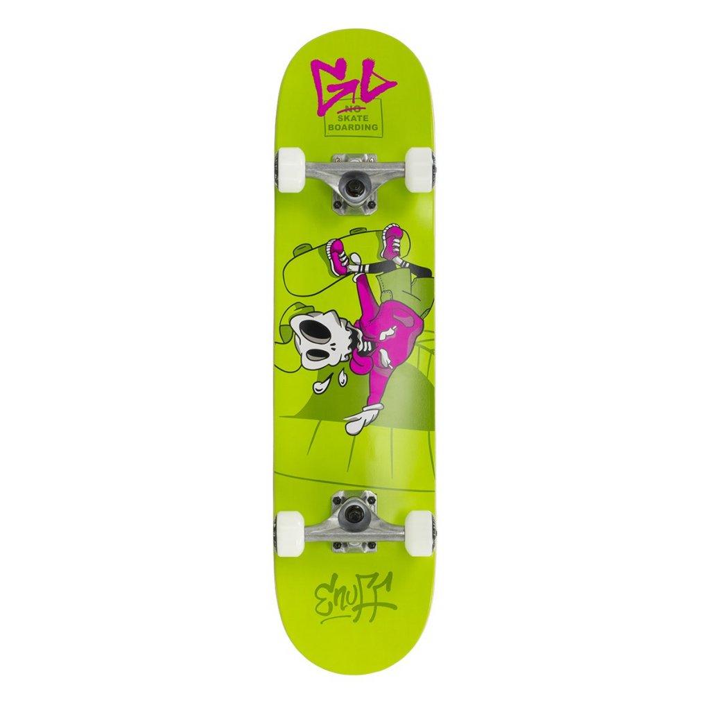 """Enuff - Skully Green 7,75"""" / 7,25"""" - skateboard"""