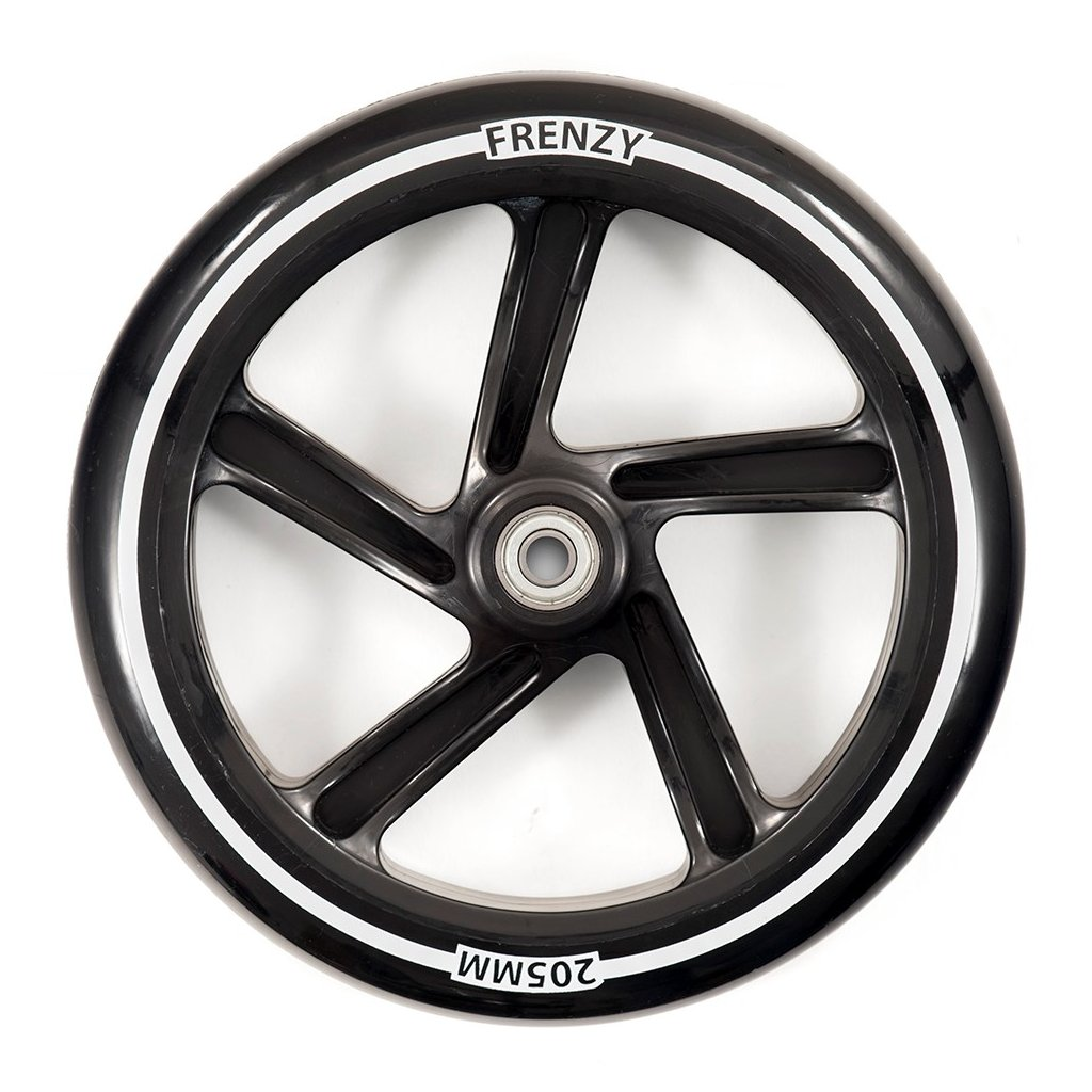 Frenzy - Wheel 205 Black - Náhradní kolečko