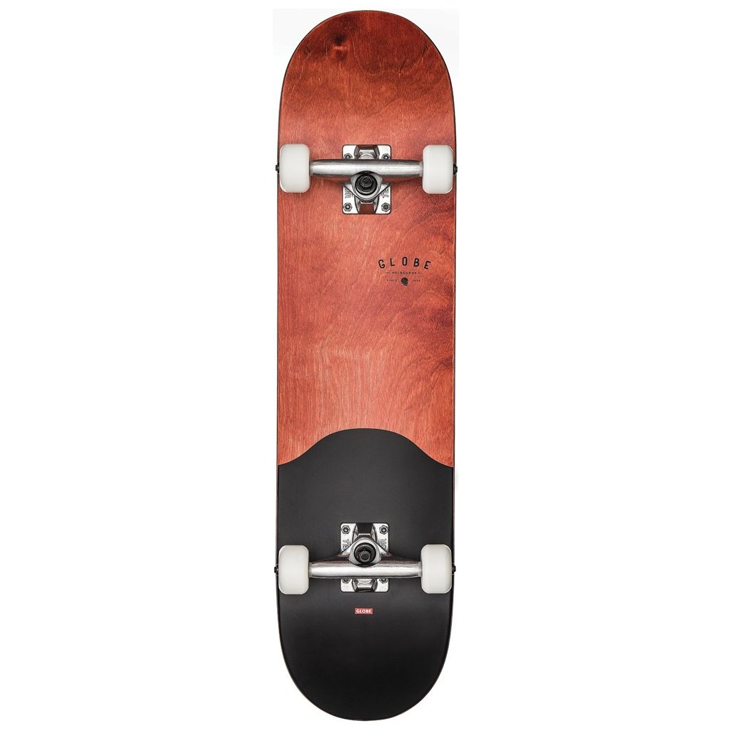 "Globe - G1 Argo - Red Maple 7.75"" - skateboard"