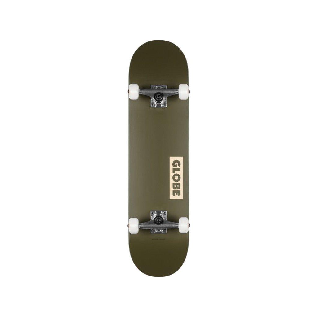 "Globe - Goodstock - Fatigue Green 8.25"" - skateboard"