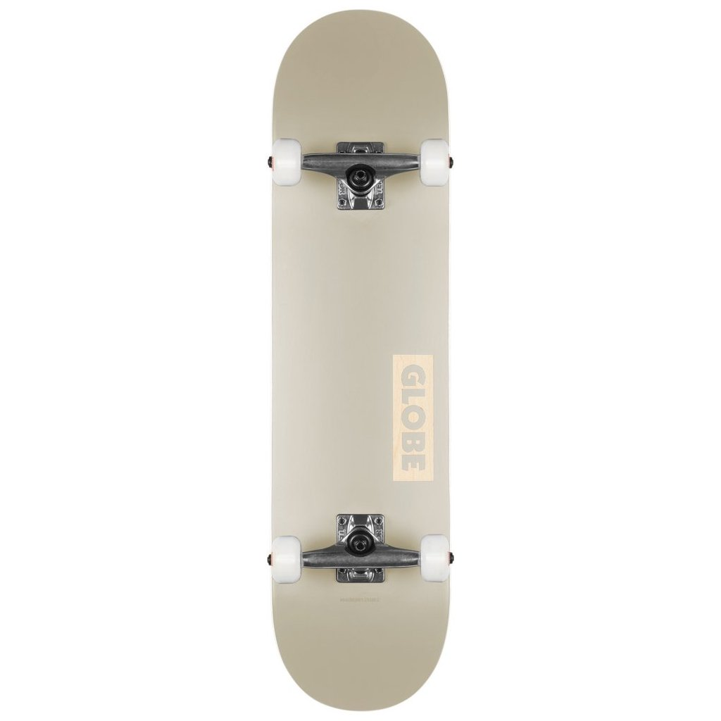 "Globe - Goodstock - Off White 8"" - skateboard"