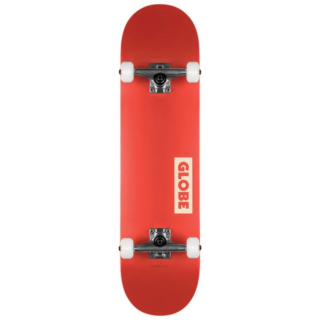 """Globe - Goodstock - Red 7.75"""" - skateboard"""