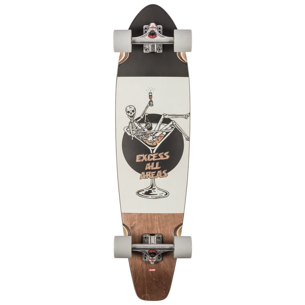 """Globe - The All-Time 36"""" Excess - longboard"""