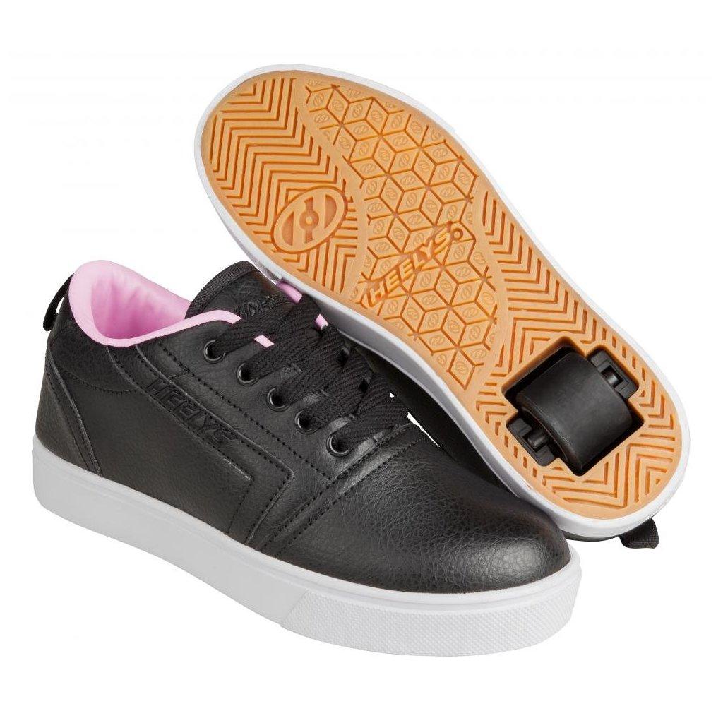 Heelys - GR8 Pro Black/Light Pink - koloboty