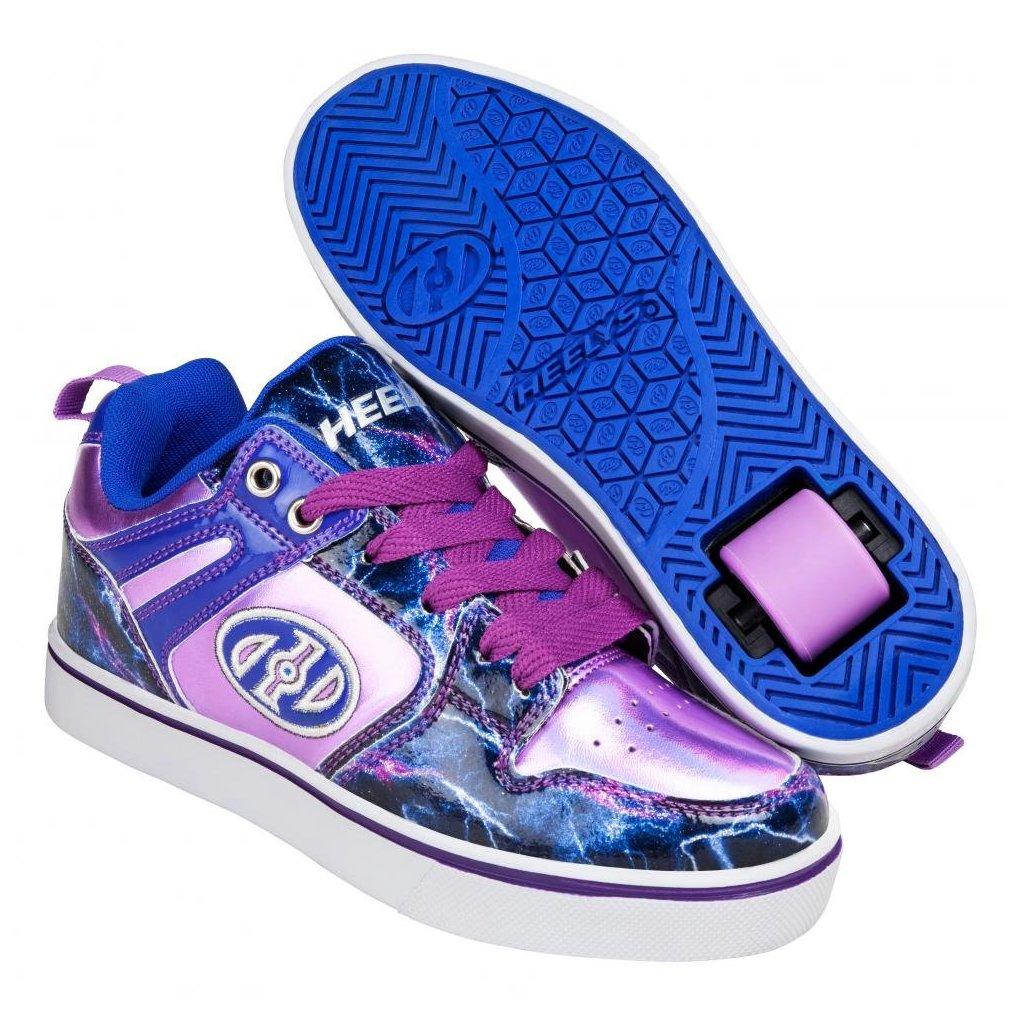 Heelys - Motion 2.0 Lilac/Electric Blue/Lightning - koloboty