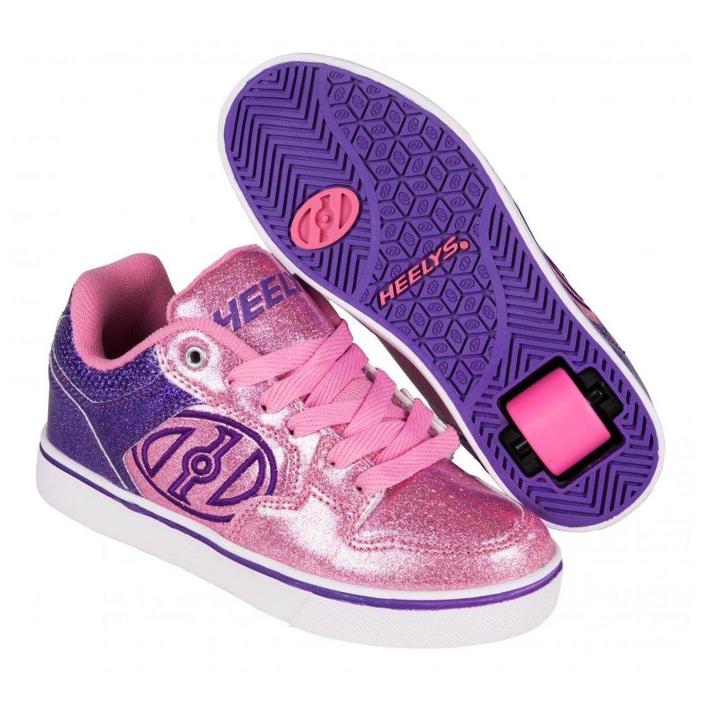 Heelys - Motion Plus Purple/Pink - koloboty