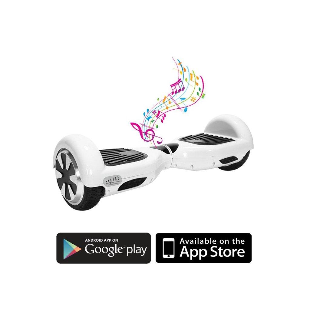 Kolonožka - Standard Bluetooth APP - Bílá