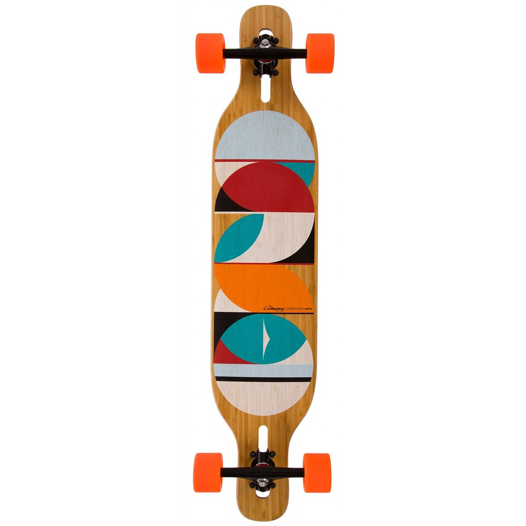 "Loaded - Dervish Sama 43"" longboard"