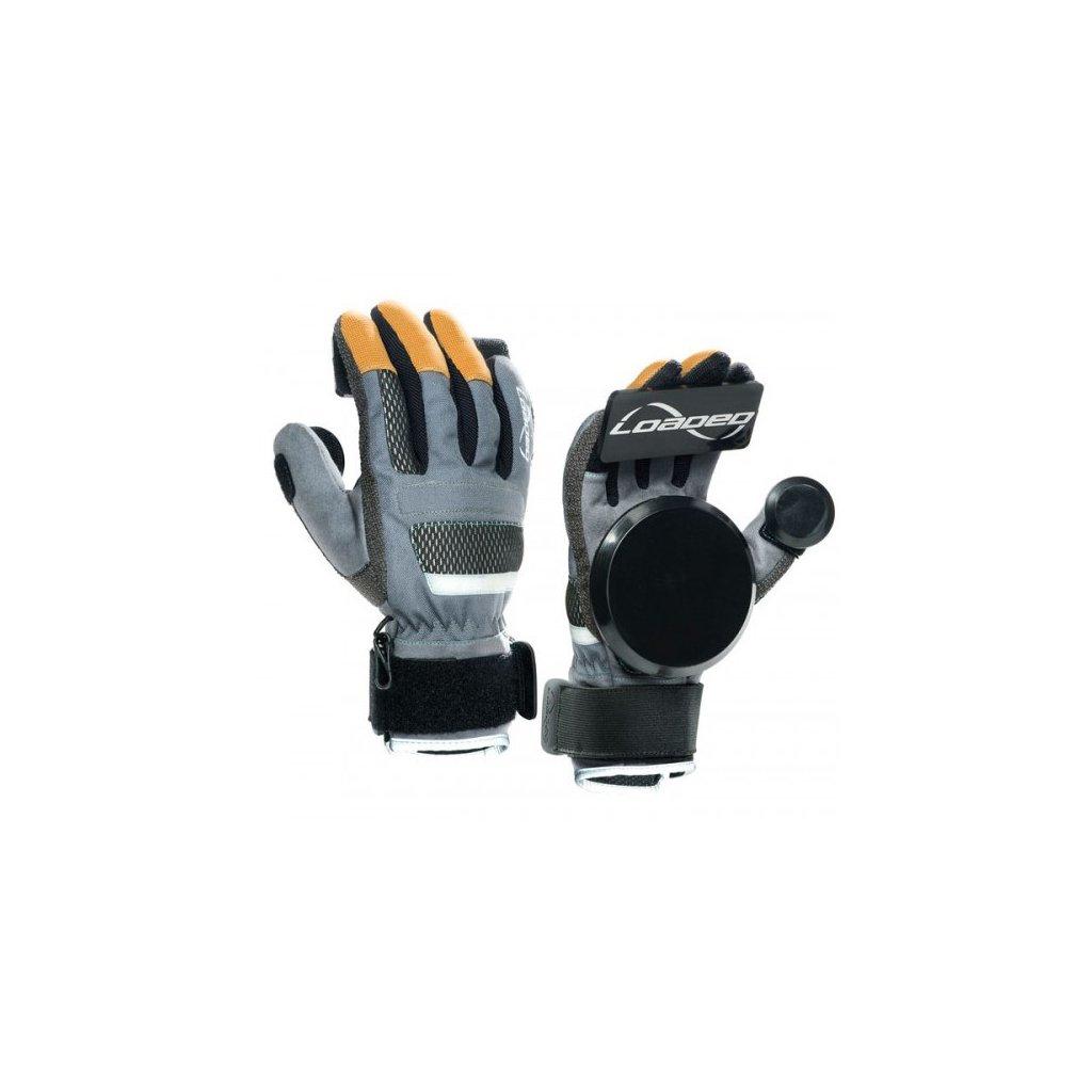 Loaded - Freeride Slide Gloves V7 - Rukavice