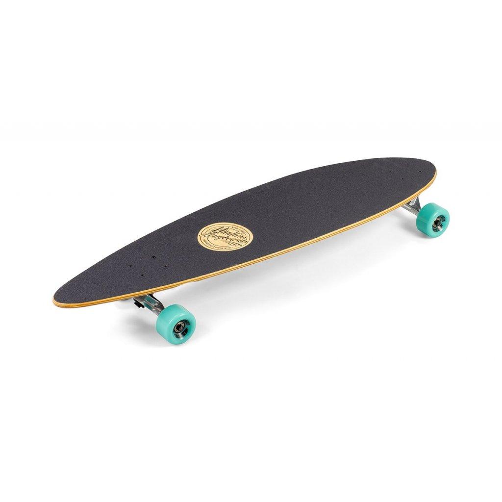 "Mindless - Rogue V4 Green 38"" longboard"
