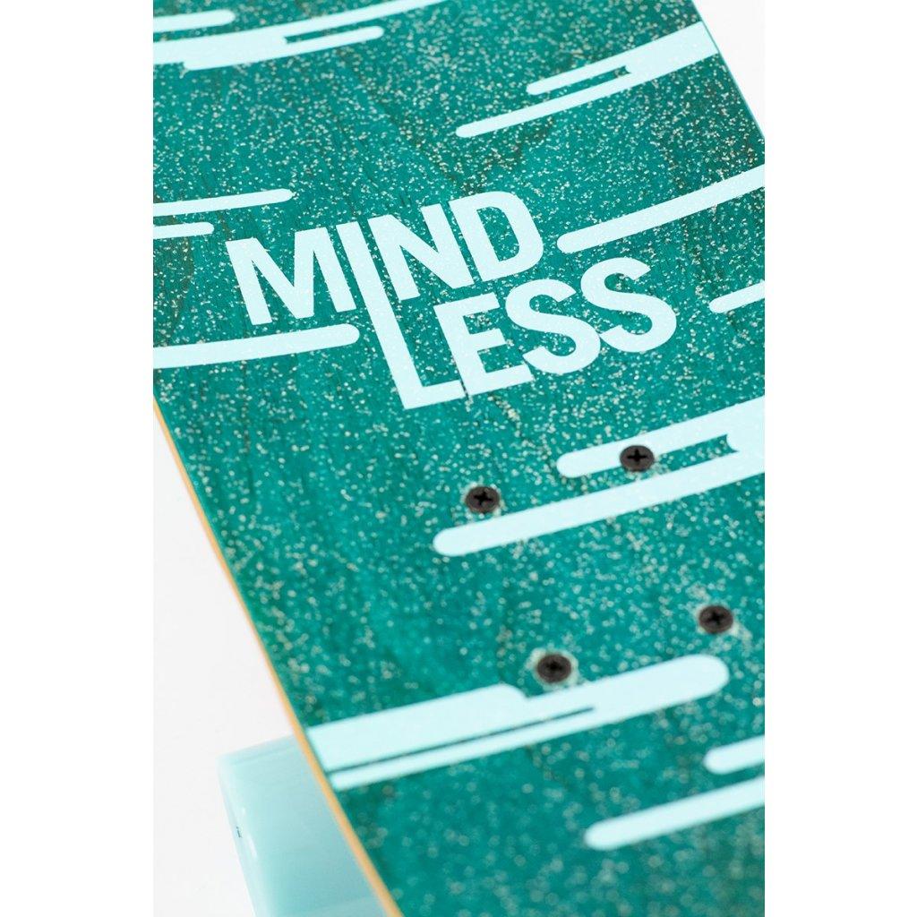 "Mindless - Sunset Cruiser 28"" Green - longboard"