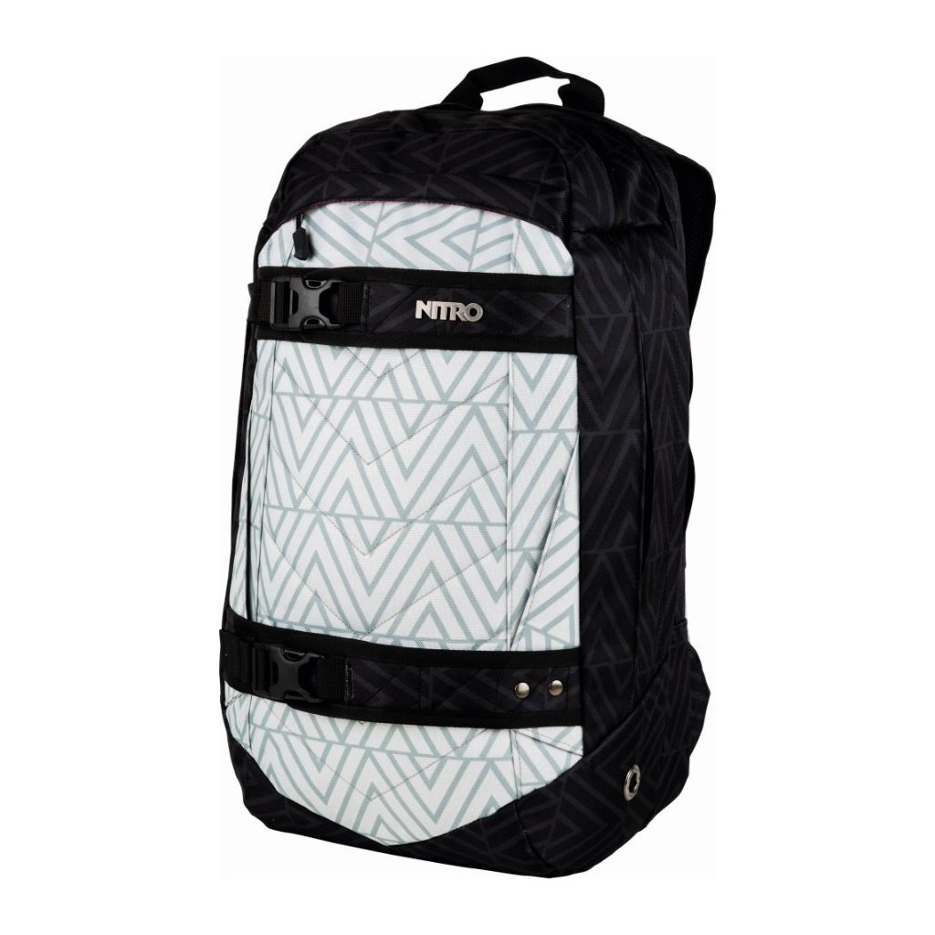 Nitro - Aerial - Diamond Grey - Batoh 27l