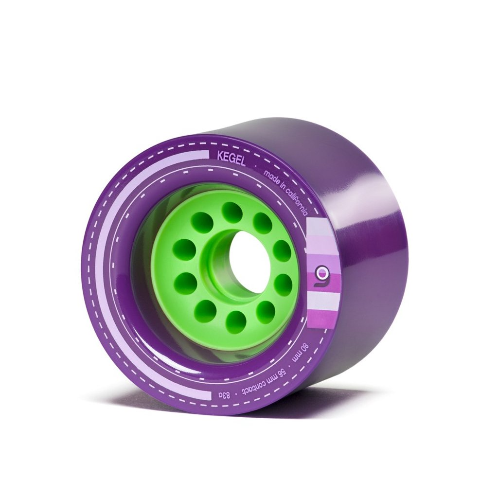 Orangatang - Kegel Wheels 80 mm 83a (sada 4 ks)