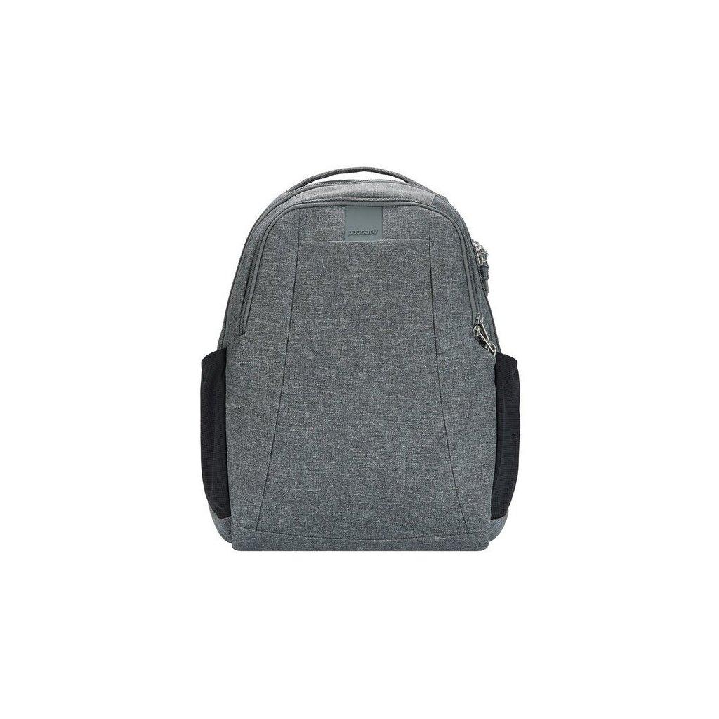 Pacsafe - METROSAFE LS350 Dark Tweed - Batoh 15l