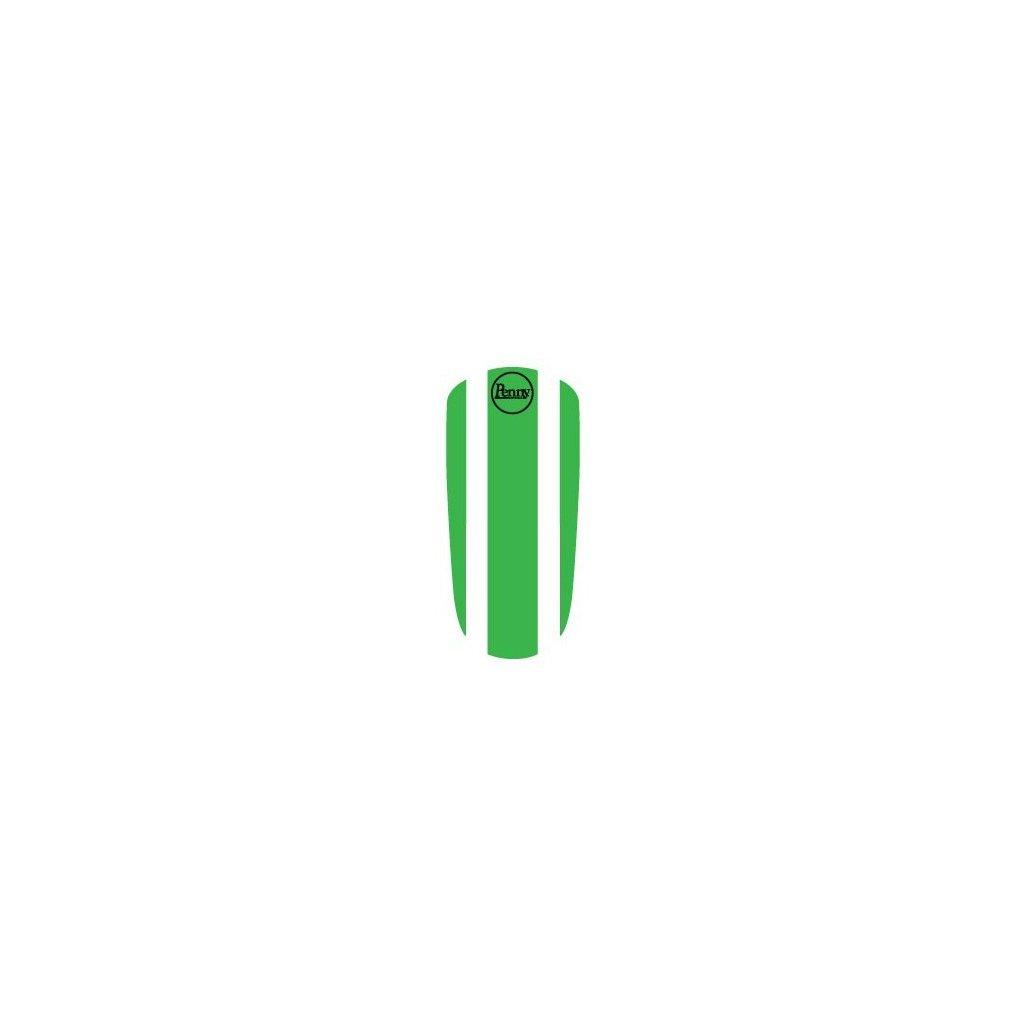"Penny Panel Sticker 22"" Green"