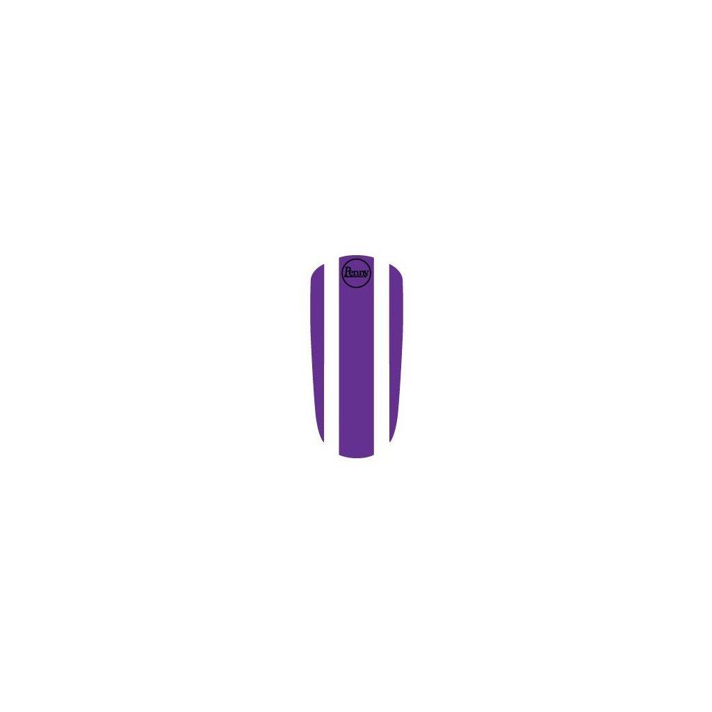 "Penny Panel Sticker 22"" Purple"