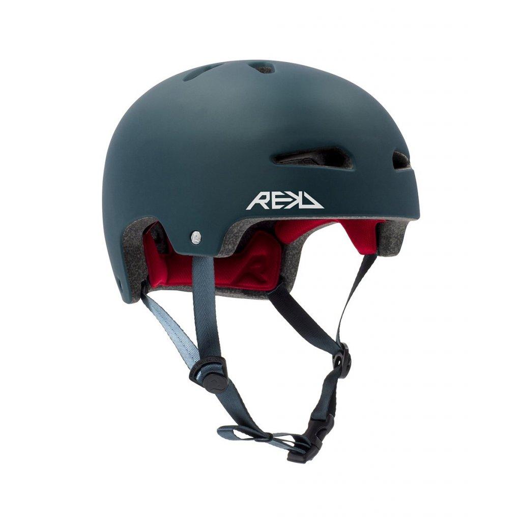 Rekd - Ultralite In-Mold Blue - helma