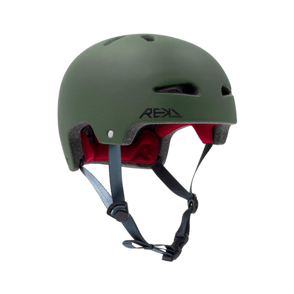Rekd - Ultralite In-Mold Green - helma