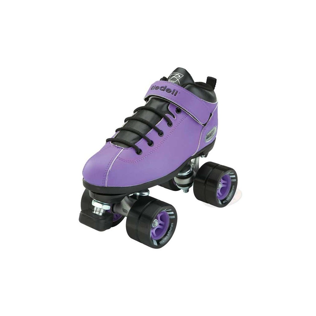 Riedell - Dart Purple trekové brusle