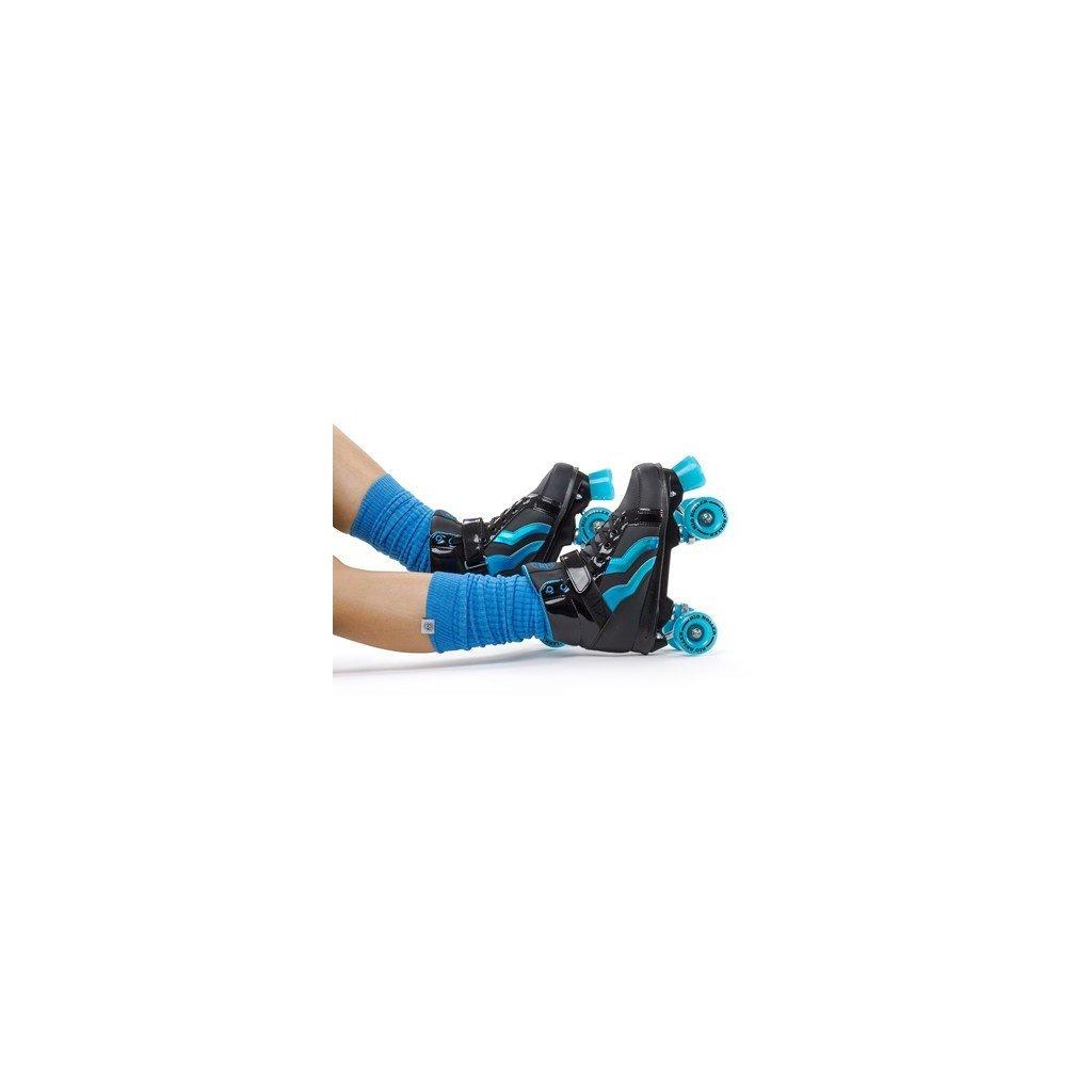 Rio - Blue Leg warmers - návleky na brusle