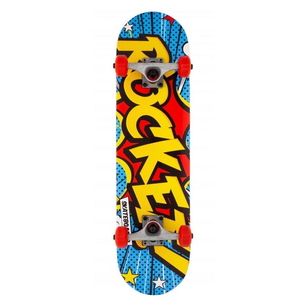 """Rocket - Popart Mini 7.5"""" - skateboard"""