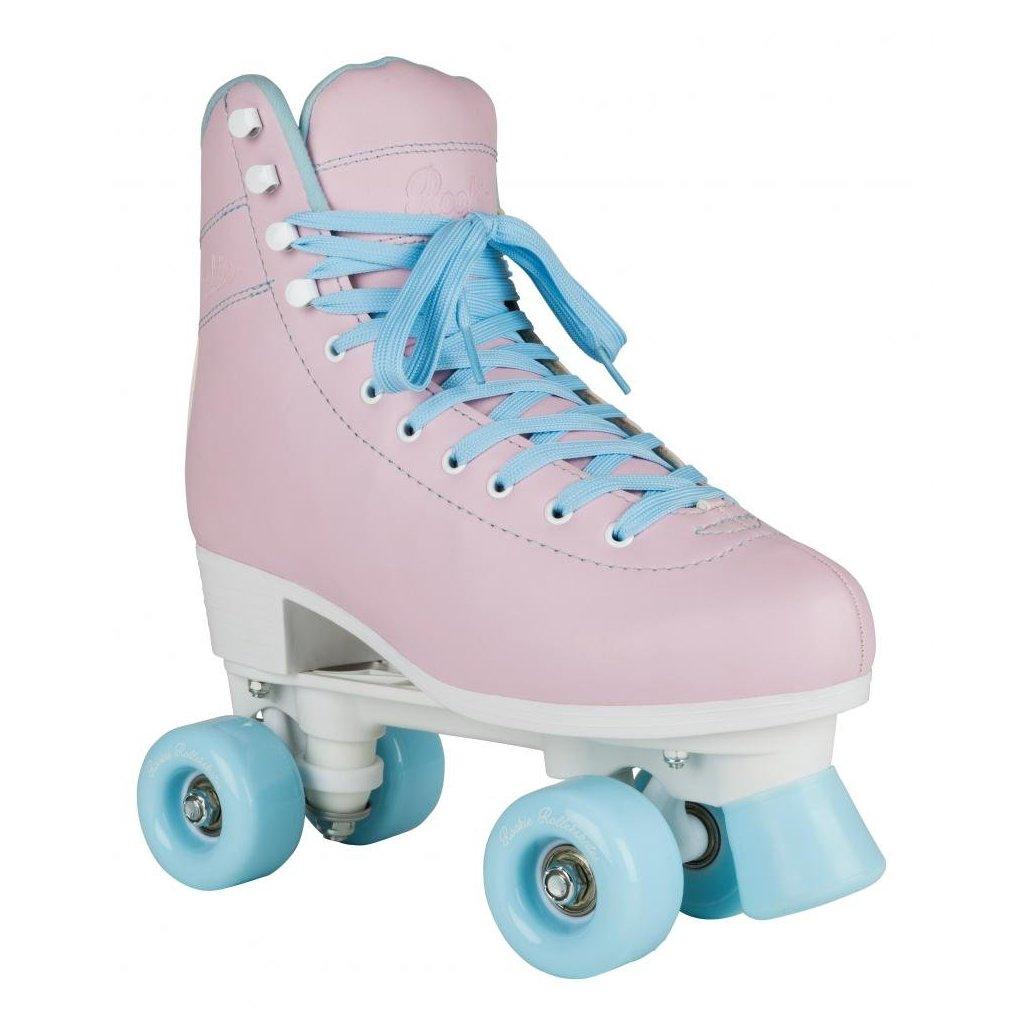 Rookie - Bubblegum Pink - trekové brusle