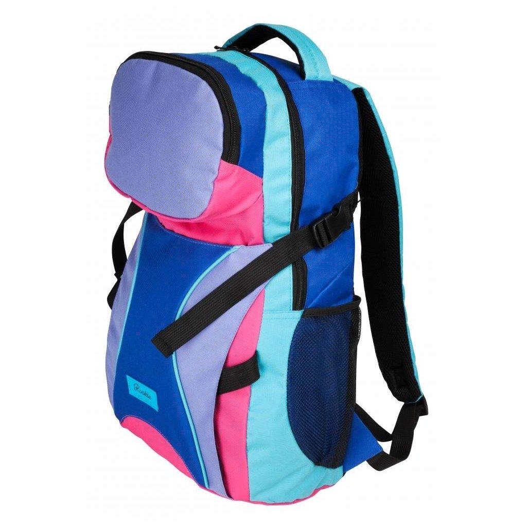 Rookie - Skateback Bag Blue- batoh na brusle