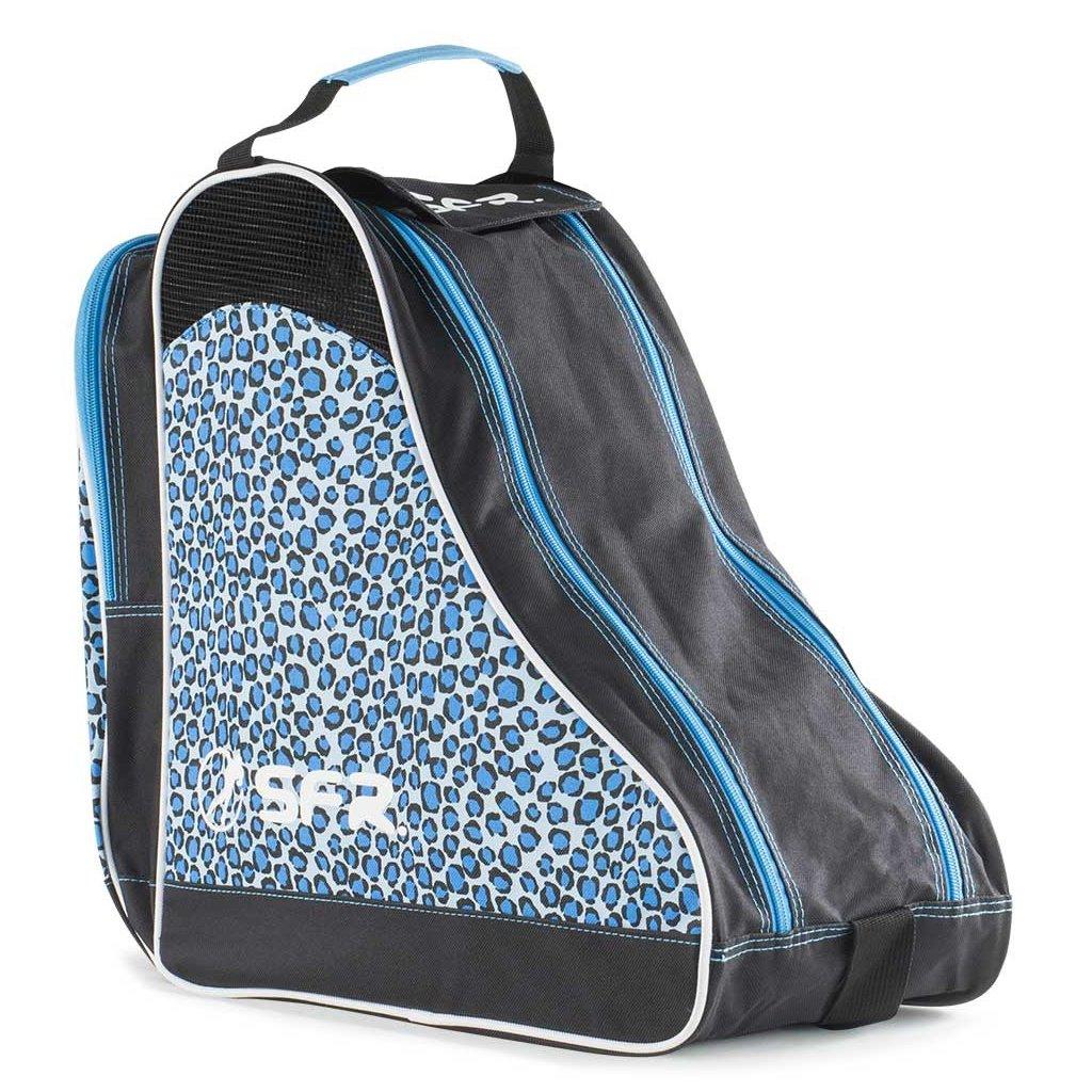 SFR - Designer Bag - Blue Leopard - obal na brusle