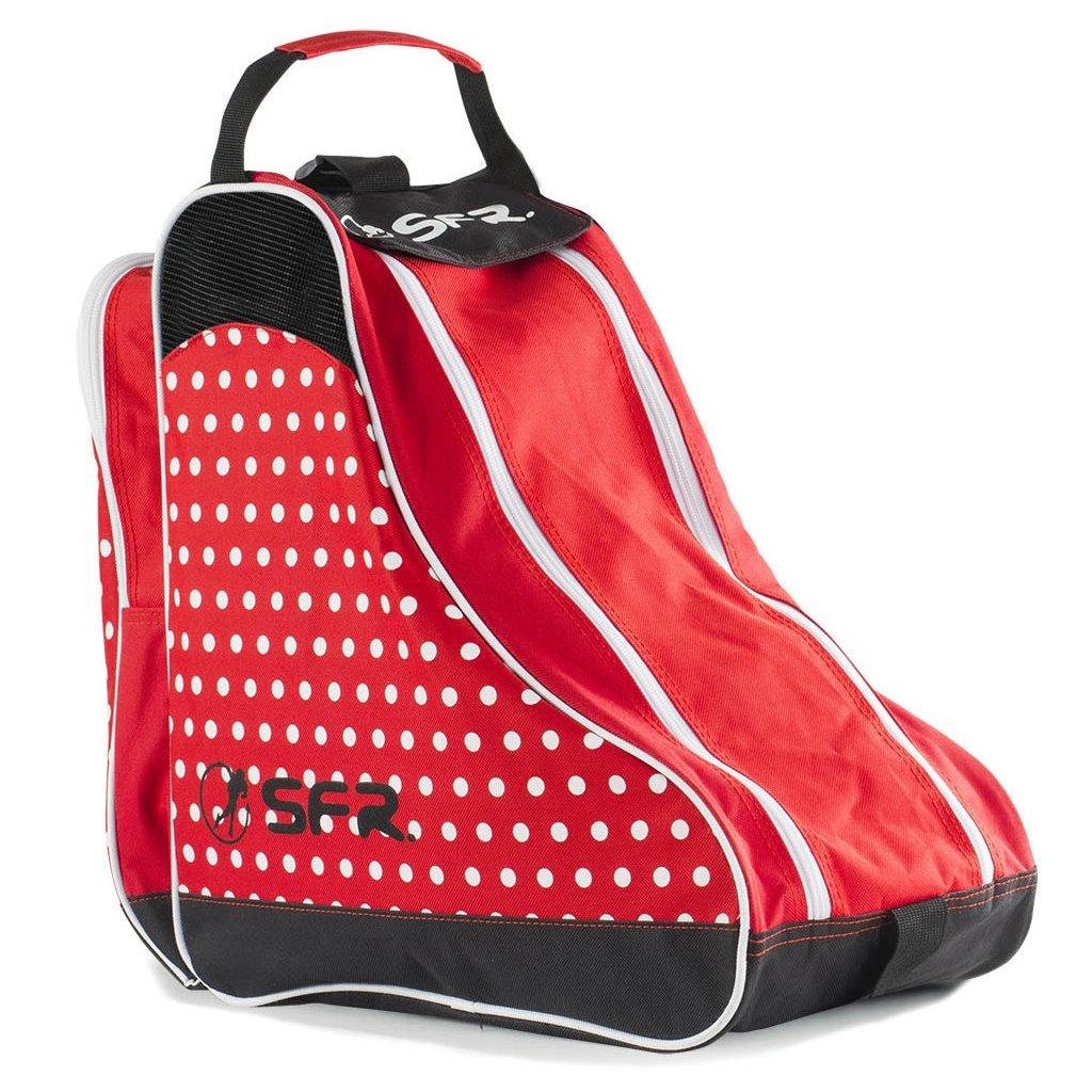 SFR - Designer Bag RedPolka