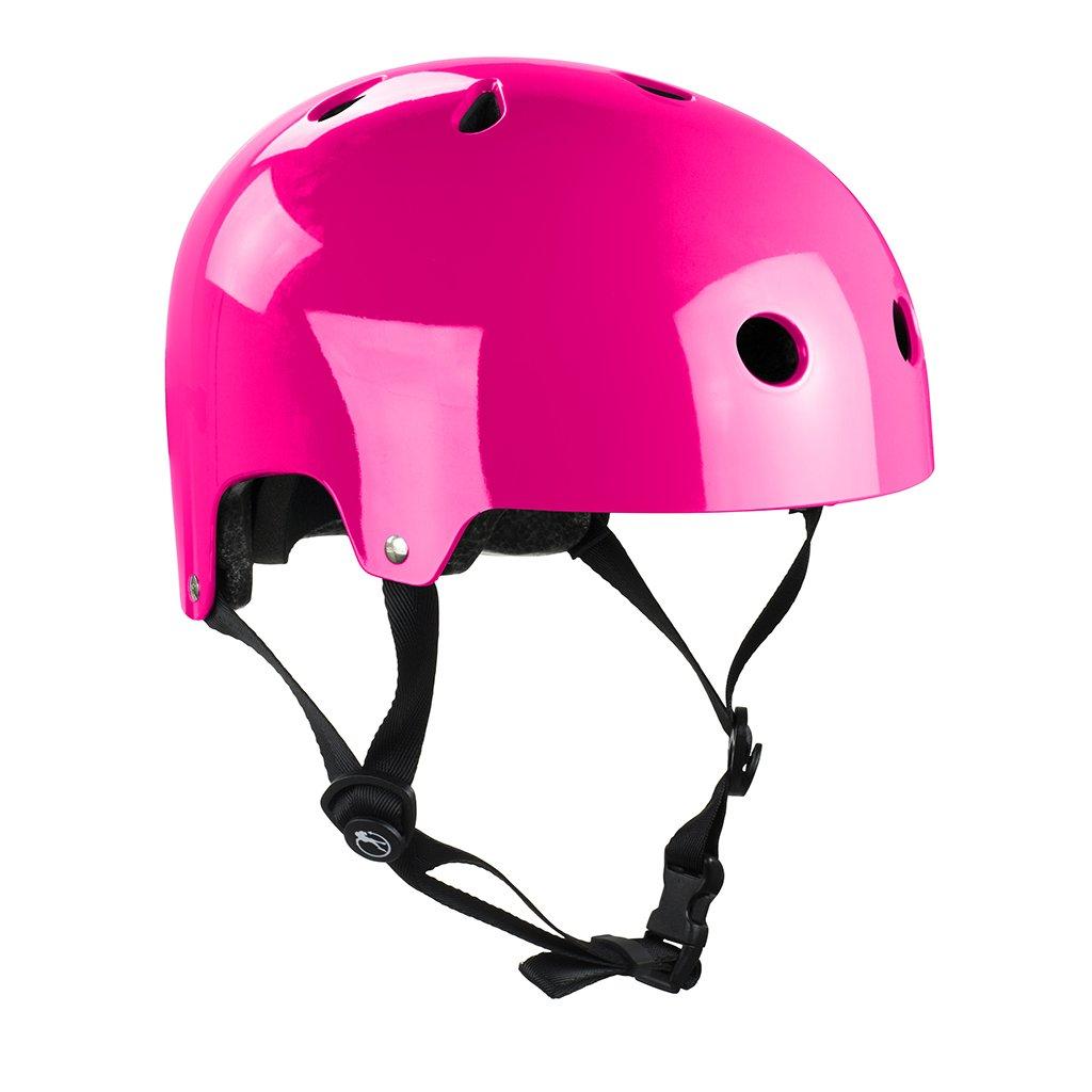 H159 SFR Essentials Helmet Gloss Fluo Pink Main