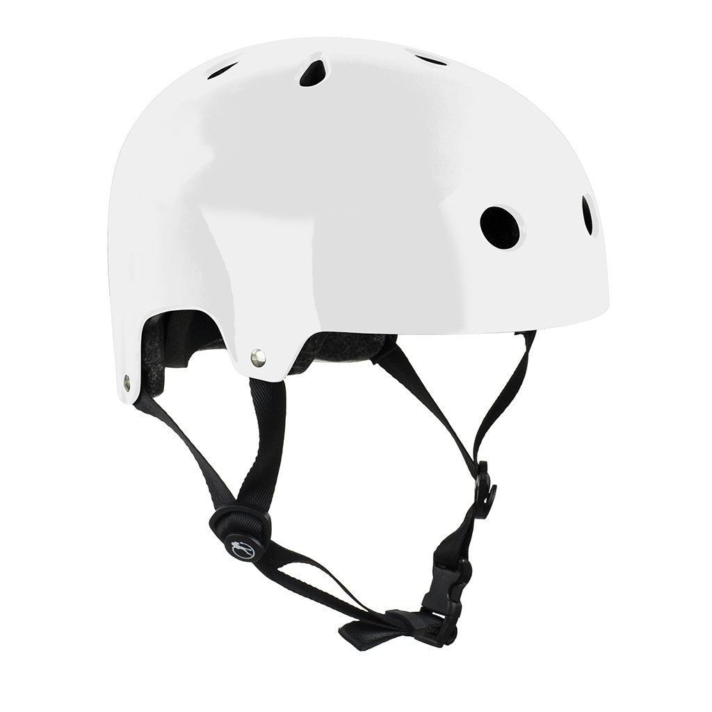 H159 SFR Essentials Helmet Gloss White Main