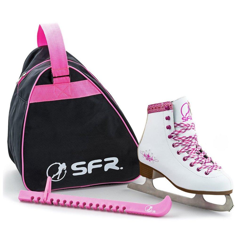 SFR - Junior Ice Skate Set - lední brusle
