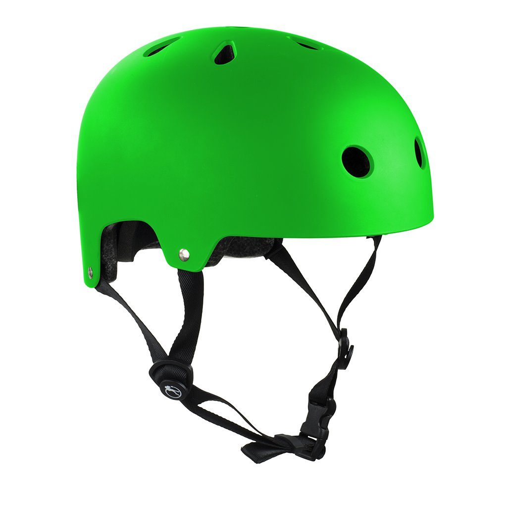 H159 SFR Essentials Helmet Green Main(1)