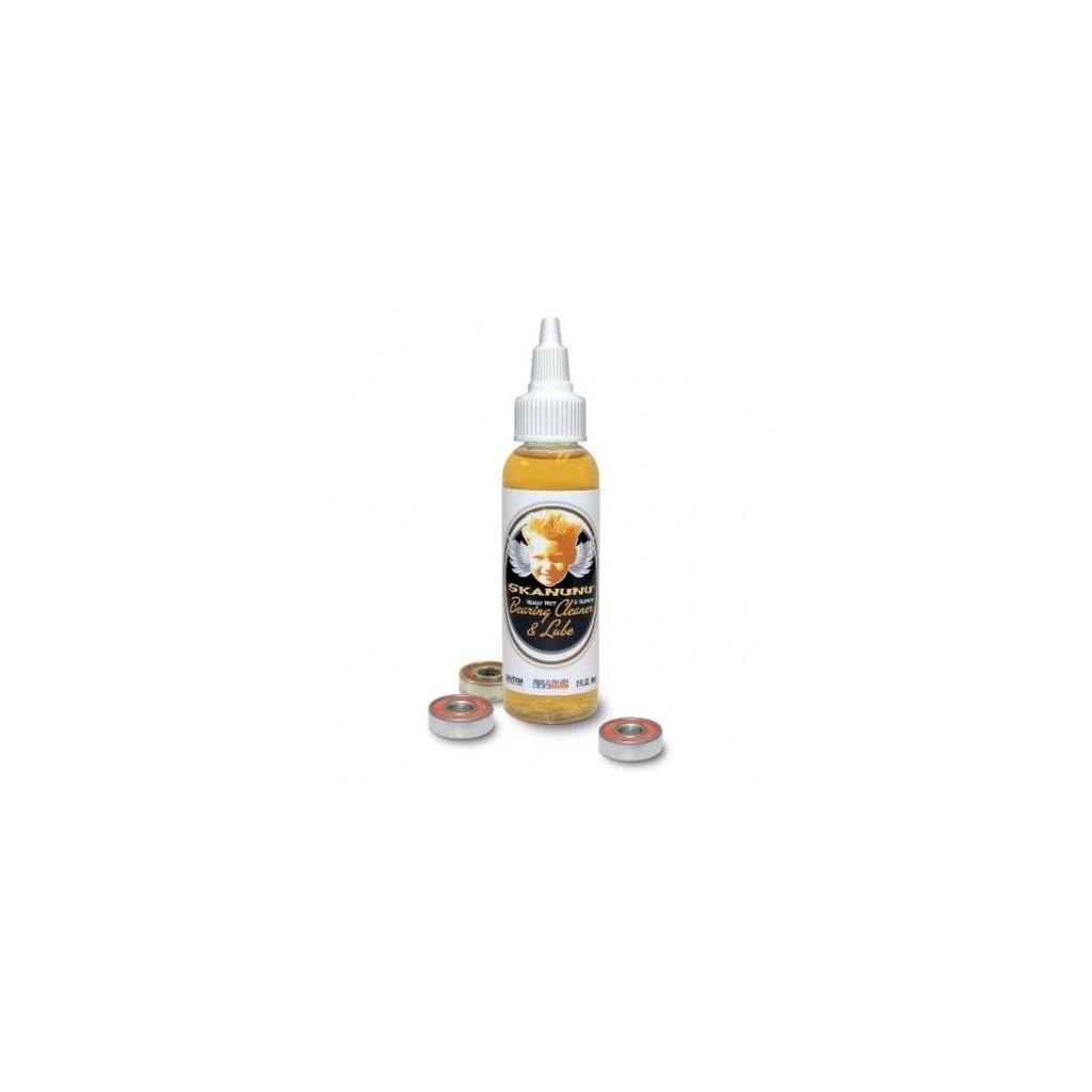 Skanunu - 2v1 - čistič a olej