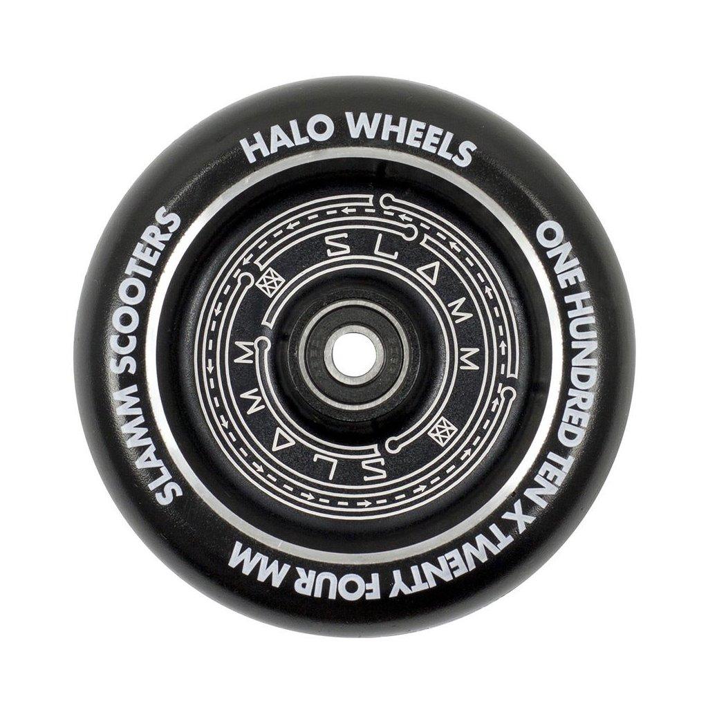 Slamm - Halo Deep Dish Black 110 mm kolečka (1ks)